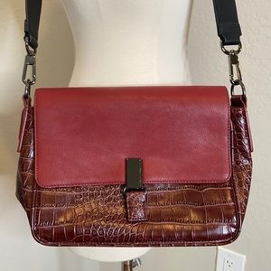 French Connection Genuine Leather Bag